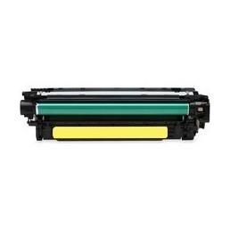 Kompatibilní toner HP CE252 žlutý