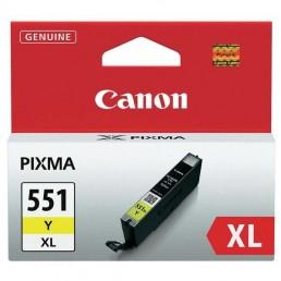 Canon CLI-551Y XL žlutá