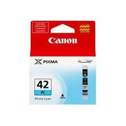 Canon CLI-42PC foto azurová
