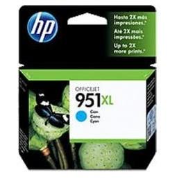 HP 951XL, HP CN046AE azurová