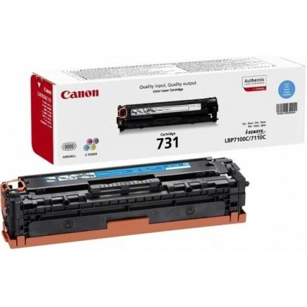 Canon CRG-731 azurový