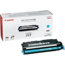 Toner Canon CRG-717 azurový