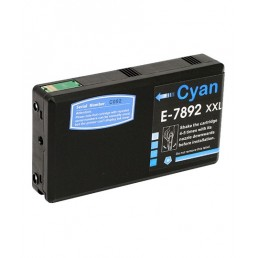 Epson T7892 kompatibilní XXL- modrá