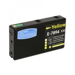 Epson T7894 kompatibilní XXL- žlutá