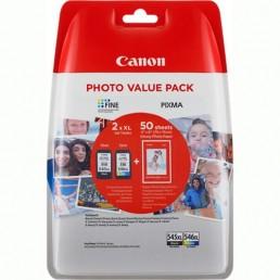 Sada Canon PG-545XL+CL-546XL