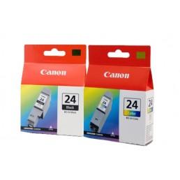 Canon BCI-24Bk+ BCI-24C