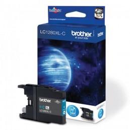 Brother LC-1280XL-C azurová