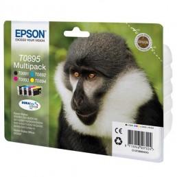 Sada Epson T0895 - T0891+T0892+T0893+T0894