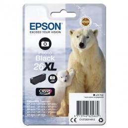 Epson 26XL, (T2621) černá 12,2ml