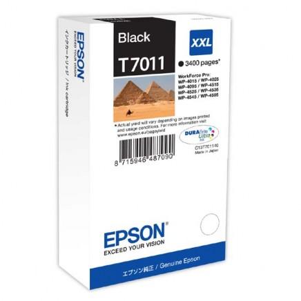 Epson T7011 černá