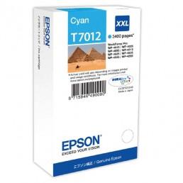 Epson T7012 azurová