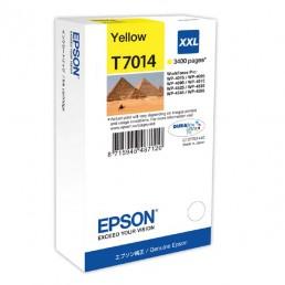 Epson T7014 žlutá