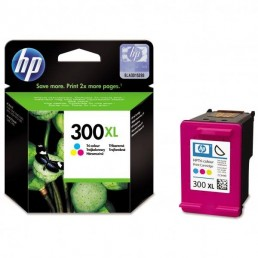 Cartridge HP 300XL (HP CC644EE) barevná