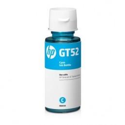 HP GT52, HP MOH54AE azurová