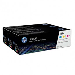 Sada barevných HP 128