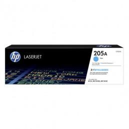 Toner HP CF531A, HP 205A azurový