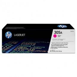 Toner HP 305A, HP CE413A purpurový