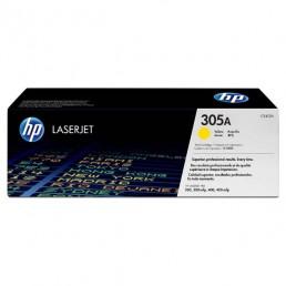 Toner HP 305A, HP CE412A žlutý