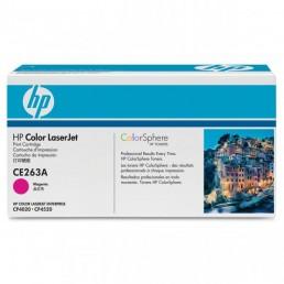 Toner HP CE263A, HP 648A purpurový 11000 stran