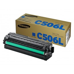Toner Samsung CLT-C506L azurový 3500 stran
