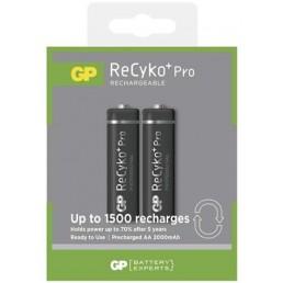 Dobíjecí baterie AA GP AA Recyko+ Professional 2ks