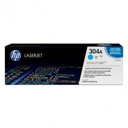 Toner HP CC531A azurový